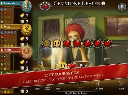 Istanbul: Digital Edition Screenshot
