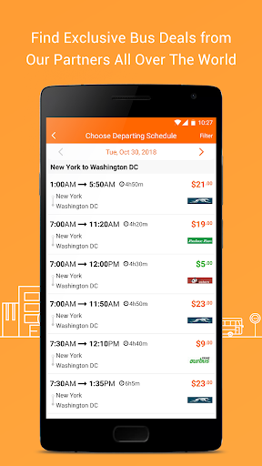 gotobus - online bus tickets screenshot 2