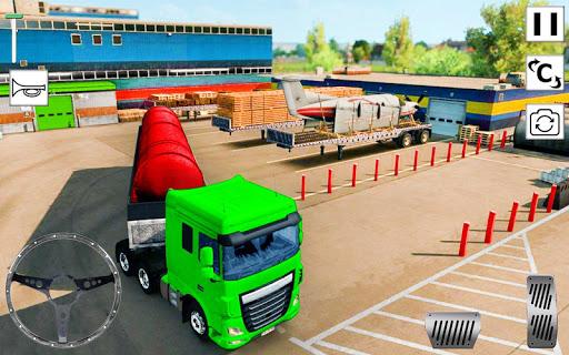 Euro Truck Driver 3D: Top Driving Game 2020 0.3 screenshots 5