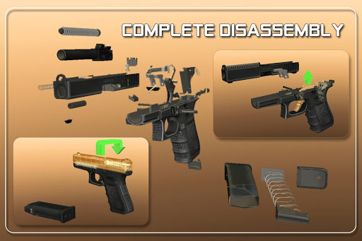 "Glockmeister's ""Build-A-GLOCK"" For PC Windows (7, 8, 10, 10X) & Mac Computer Image Number- 8"