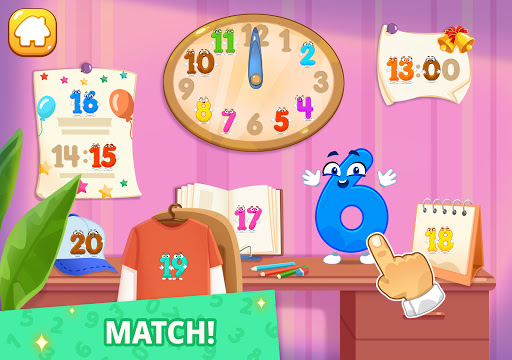 Numbers for kids - learn to count 123 games! 0.7.26 screenshots 11
