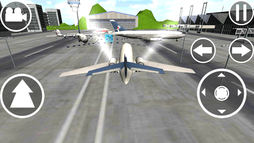 airplane parking 3d screenshot 2