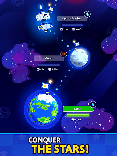 Rocket Star - Idle Space Factory Tycoon Game 1.45.0 screenshots 13