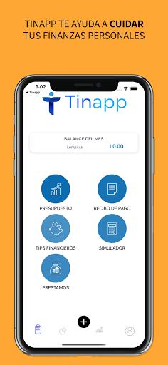 Tinapp  screenshots 1
