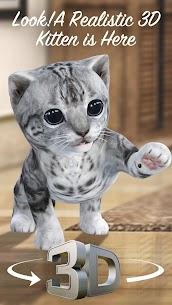 3D Cute Kitty Cat Live Wallpaper & Launcher 16.6.0.709_53000 Download Mod Apk 2