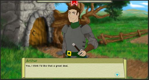 lorekeeper: song of two swords screenshot 3