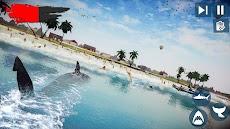 ラフト 生存 怒った 鮫 - 攻撃 ゲームのおすすめ画像1