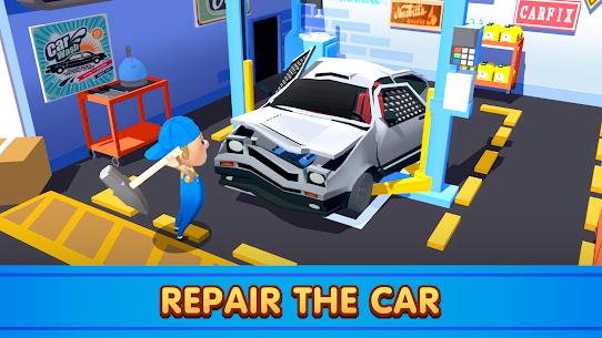 Free Car Fix Tycoon Apk Download 2021 2