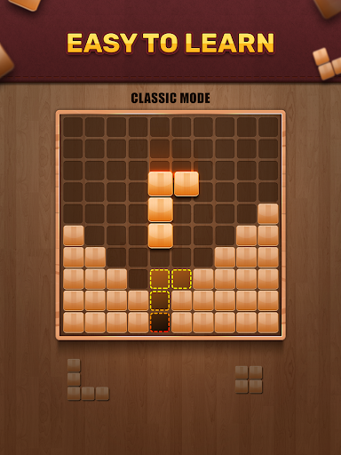 Wooden 100 Block Puzzle - Classic Wood Brain Game screenshots 7