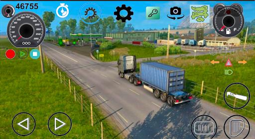 Télécharger Gratuit DBG. Bus and Truck Simulator America APK MOD (Astuce) screenshots 1