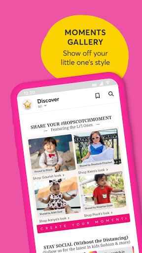Hopscotch - India's largest kids fashion brand android2mod screenshots 3