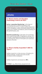 altSafety: HSE Interview Top Questions & Answers