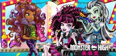 Monster High™美容室: 楽しいファッションゲームのおすすめ画像1