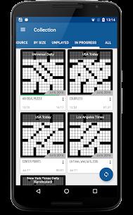 Free alphacross Crossword 1