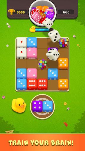 Greedy Dice - Dom Merge Puzzle Games  screenshots 4