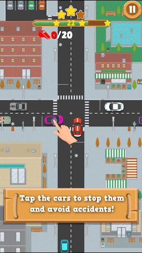 traffic control: realistic traffic simulator screenshot 1