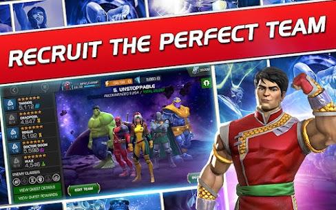 Marvel Contest of Champions APK MOD 32.2.1 (Menu, Immovable Enemies) 7