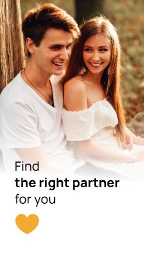 Dating for serious relationships - Evermatch apktram screenshots 1