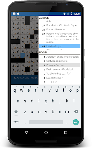 alphacross Crossword apkslow screenshots 6