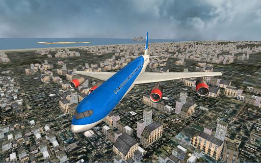 Airplane Pilot Sim 1.23 screenshots 1