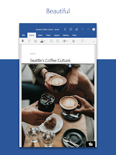 Microsoft Word: Write, Edit And Share Docs on the Go 6