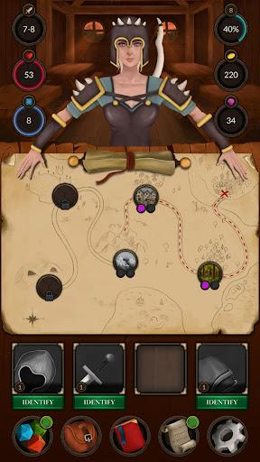 Crossroads: Roguelike RPG Dungeon Crawler APK MOD – Monnaie Illimitées (Astuce) screenshots hack proof 2