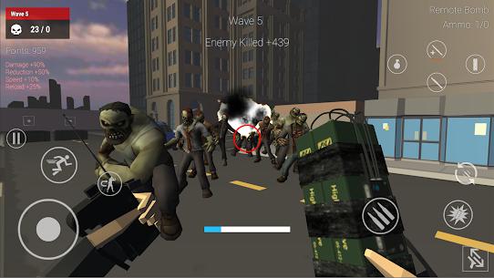 Extinction: Zombie Invasion MOD APK 3.13.1 (Unlimited Money) 6