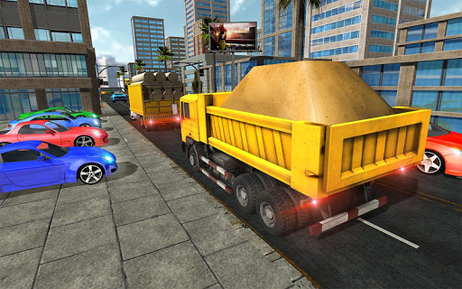 Supermarket Construction Games:Crane operator 1.6.0 screenshots 11