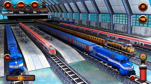 Train Racing Games 3D 2 Player 8.0 Screenshots 13