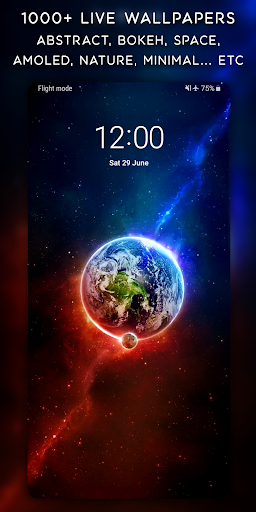 Live Wallpapers - 4K Wallpapers 1.4.2 Paidproapk.com 1