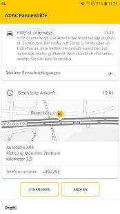 ADAC Pannenhilfe 2.7.2 Screenshots 5