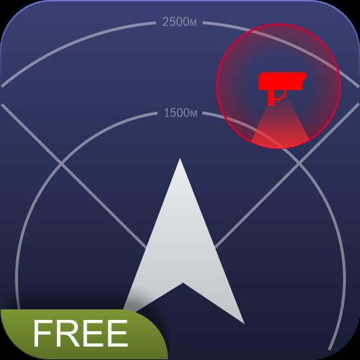 GPS АнтиРадар (детектор) FREE