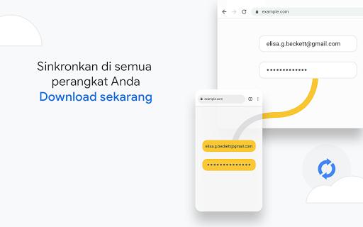 Google Chrome: Cepat & Aman