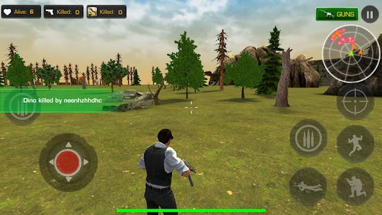Modern Strike- Online TPS Game Screenshot