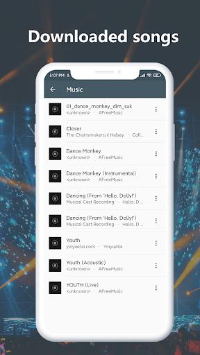 Music Downloader & Free MP3 Song Download  screenshots 5
