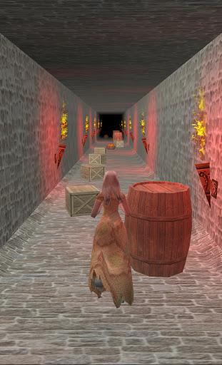 Cinderella. Free 3D Runner. 1.18 screenshots 4