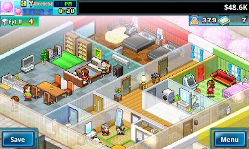 Dream House Days Mod Apk 2.2.8 (Unlimited Money/Tickets/Research Points) 5
