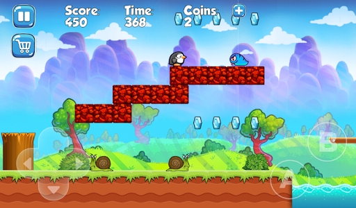 Super Penguin Adventure : free games without wifi  screenshots 6