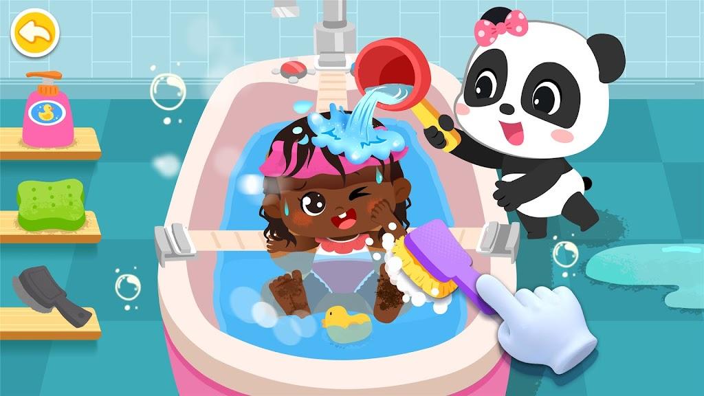Baby Panda Care 2 poster 13