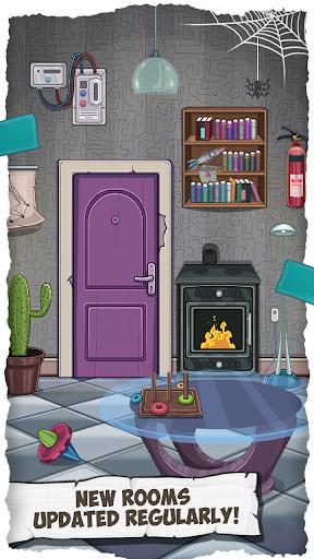Fun Escape Room Puzzles u2013 Can You Escape 100 Doors 1.10 Screenshots 4