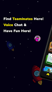 AmongChat – Voice Chat for Among Us Friends 1