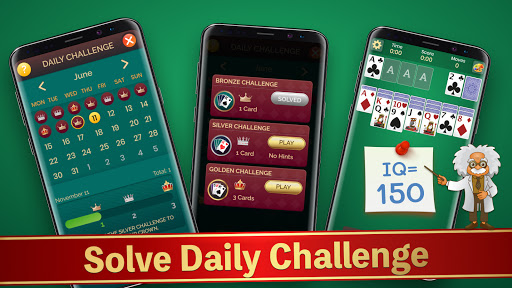 Solitaire - Classic Solitaire Card Game 1.0.33 screenshots 4