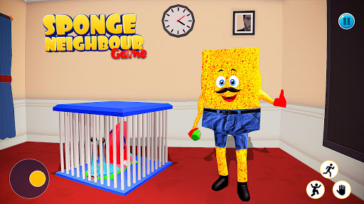 Sponge Squid Neighbor Escape 1.2 screenshots 1