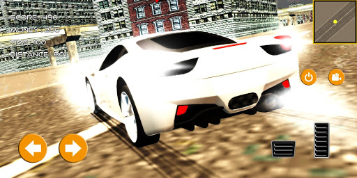 Traffic Car Driving  screenshots 8