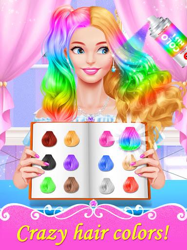 Girl Games: Hair Salon Makeup Dress Up Stylist  screenshots 1