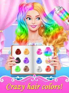 Girl Games: Hair Salon Makeup Dress Up Stylist 1