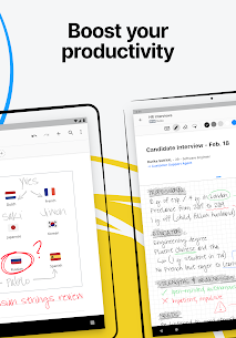 Nebo Apk: Note-Taking & Annotation (PAID) Download 3