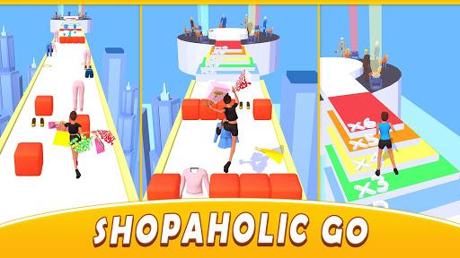 Shopaholic Go - 3D Shopping Lover Rush Run Games apktram screenshots 1