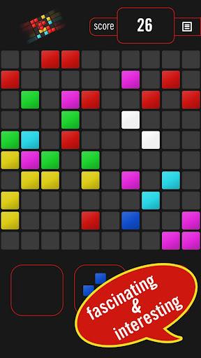 Color Blocks - destroy blocks (Puzzle game) 2.5 screenshots 1