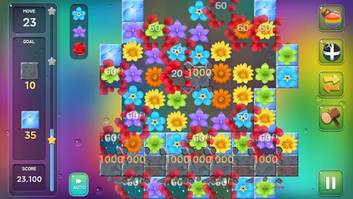 Flower Match Puzzle 1.2.2 screenshots 7